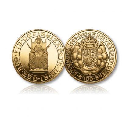 The Queen Elizabeth II Gold Sovereign Proof of 1989