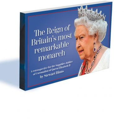 Image of The Reign of Britain's Most Remarkable Monarch Book by Stewart Binns
