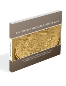 An image of the Twelve Greatest Sovereigns Book