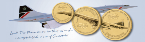 The 2019 Concorde 50th Anniversary Prestige Set