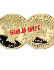 The George III Double Sovereign Sold Out