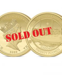 The 2020 Dunkirk Anniversary Gold Twenty Pound Sovereign - SOLD OUT