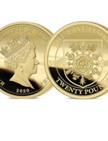 The 2020 Pre-decimal 50th Anniversary Gold Twenty Pound Sovereign