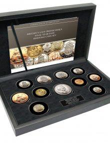 Britain's Last Pre-decimal Final Year-Date Heritage Set