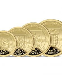 The 2020 Pre-decimal 50th Anniversary Gold Prestige Sovereign Proof Set
