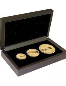 The 2019 Concorde 50th Anniversary Gold Prestige Sovereign Proof Set